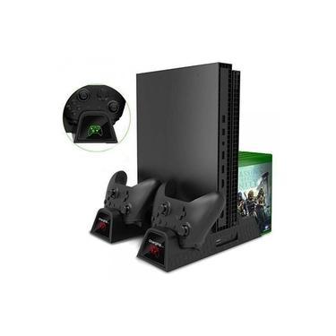 Multifuncional suporte com coller e carregamento de controle para Xbox One Séries S - oivo