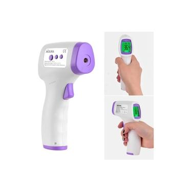Termômetro Sensor Infravermelho Digital de Testa Medição de Temperatura + FDA + Temperatura Objeto.