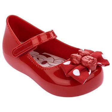 Sapatilha Menina Baby Minnie Lacos Grendene Kids 1-00405