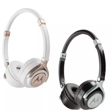 Fone de ouvido Motorola Moto E XT1514 Original - Preto