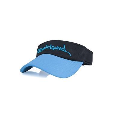 Viseira Quicksand Bordada Azul