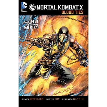 Mortal Kombat X - Capa Comum - 9781401257088