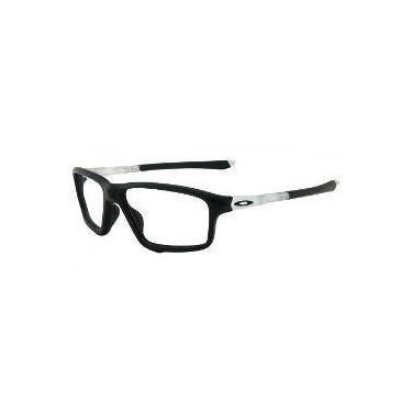 90b2d78b9 Ox807603 Oakley Crosslink Zero Ox8076 - Preto Fosco/Transparente 03 -  Tam.58 -
