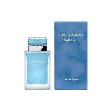 Perfume Feminino Light Blue Intense Eau de Parfum 100ml Dolce Gabbana a9d768375c