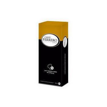 Cápsulas de Café Caffè Ferrero Gourmet - Compatíveis com Nespresso® - 10 un.