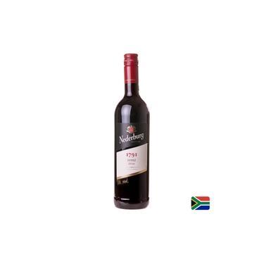 Vinho Sul-africano Nederburg Found 1791 Shiraz 750ml