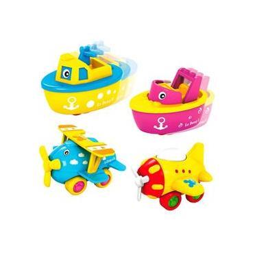 Imagem de Brinquedo de Banho - Amiguinhos do Céu e Mar - Yes Toys