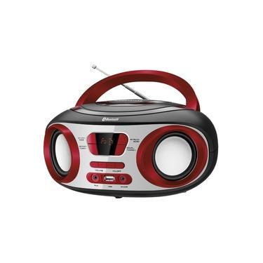 Rádio Portátil Boombox Mondial Bx-20 Up Battery Bivolt