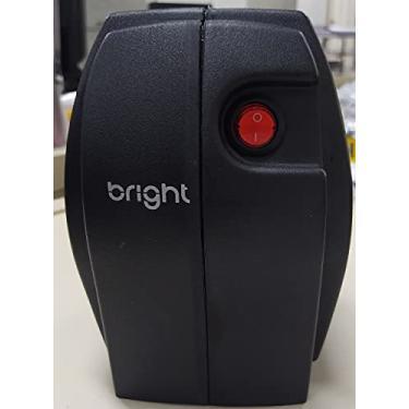 Bright PE576 - Estabilizador Eletronico 500Va Bivolt 115V Bright, Preto, Medio