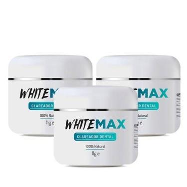 Imagem de Kit Clareador Dental 3 Pote - Whitemax