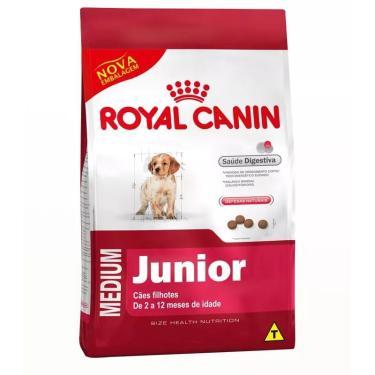 Ração Royal Canin Medium Junior Filhote 15 Kg