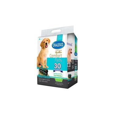 Tapete Higiênico para Cães Confort Bamboo Chalesco - 30 unidades