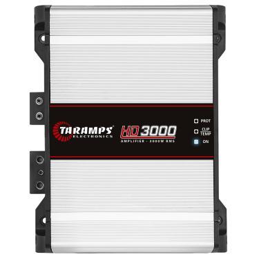 Módulo Taramps Hd 3000 3000w Amplificador Automotivo Módulo Taramps Hd 3000 3000w 2 Ohms Amplificador Automotivo