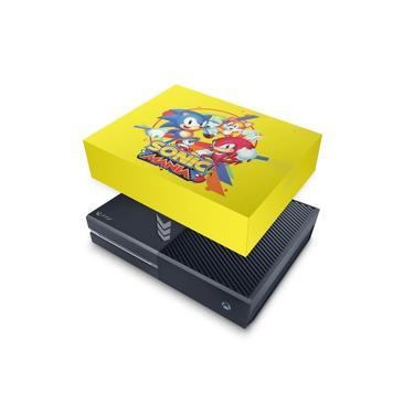 Capa Anti Poeira para Xbox One Fat - Sonic Mania