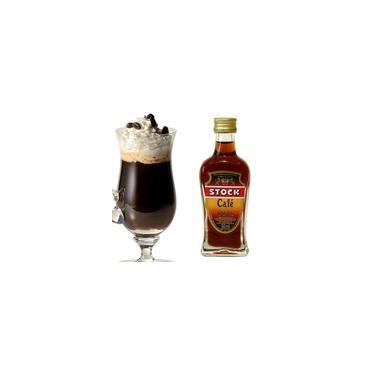Licor Mini Café Stock 50ml