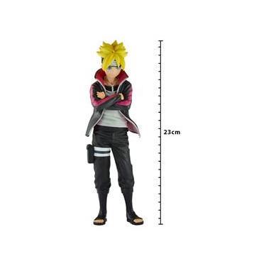Action Figure - Boruto Naruto Next Generation - Grandista - Boruto Uzumaki - Banpresto