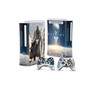 Skin Adesivo para Xbox 360 Fat Arcade - Destiny