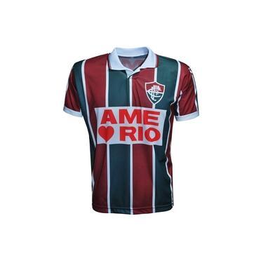 Camisa Liga Retrô Fluminense 1995