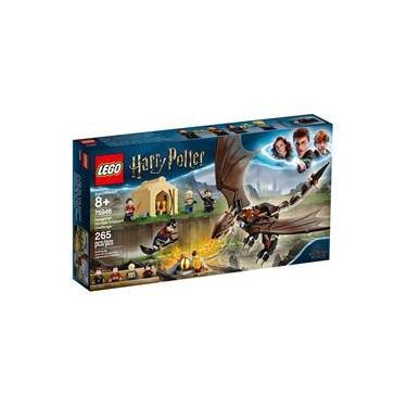LEGO Harry Potter Torneio Tribruxo de Rabo Córneo Húngaro 75946 - 265 Peças