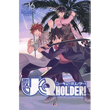 UQ Holder. 16 - Ken Akamatsu - 9788545709879