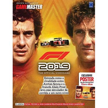 Revista Superpôster - F1 2019: the Official Videogame