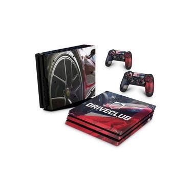 Skin Adesivo para PS4 Pro - Driveclub
