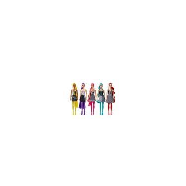 Imagem de Nova Barbie Estilo Surpresa Color Reveal 07 Surpresa Mattel