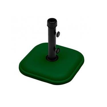 Base para guarda-sol e ombrelone em concreto branco 11 kg - Belfix
