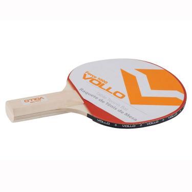 Vollo Sports Raquete Tenis Mesa Force 1000, Madeira