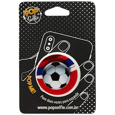 Apoio para celular - Pop Selfie - Original Bola Futebol Ps233, Pop Selfie, 151468, Branco
