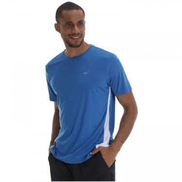 Camiseta Mizuno Wave Run New - Masculina Mizuno Masculino