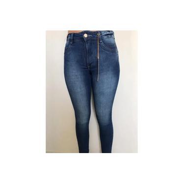 Calça Feminina Melissa Biotipo Jeans 21800
