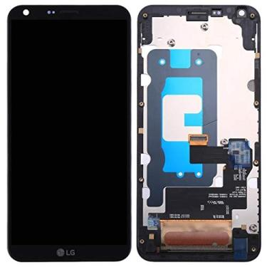Tela Frontal Touch e Display LCD LG Q6 M700 Preto