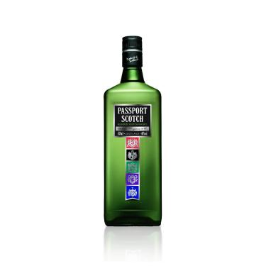 Passport Scotch Whisky Escocês - 670ml