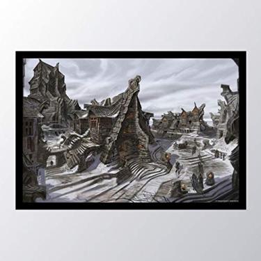 Quadro com moldura The Elder Scrolls V_017