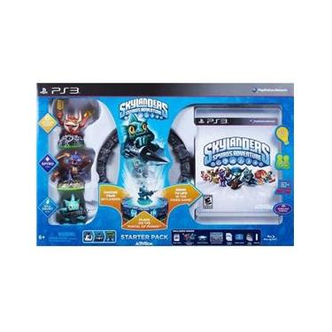 Skylanders Spyro`s Adventure Starter Pack - PS3