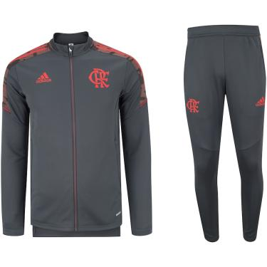 Agasalho do Flamengo 21 adidas - Masculino adidas Masculino