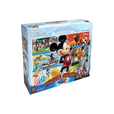 Imagem de Puzzle Gigante 48 Disney - Grow