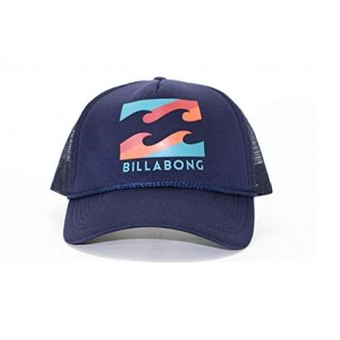 4440b87317 Boné Billabong Podium Mahtepodu Snap Truck Cor Azul Tamanho  Único