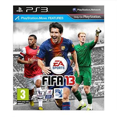 Game FIFA 13 para PS3 - EA Sports