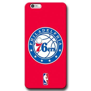 Capinha de Celular NBA - Iphone 6 Plus 6S Plus - Philadelphia 76ers - NBAA26