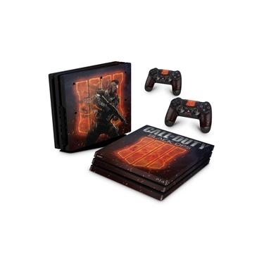 Skin Adesivo para PS4 Pro - Call Of Duty Black Ops 4