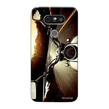 Capa Personalizada para LG G5/G5 SE Moto - VL09