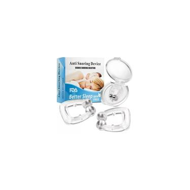 Imagem de Nasal Clipes Anti Ronco Magnético- Kit 2 Unidades