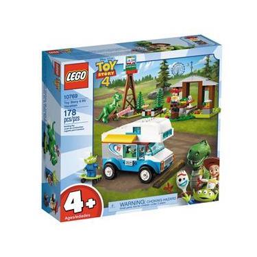 LEGO Juniors - Disney - Toy Story 4 - Férias com Trailer