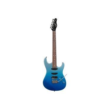 Imagem de Guitarra Tagima Brasil STELLA H3 Blue Ocean Fade Metallic