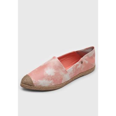 Alpargata Capodarte Tie Dye Rosa/Branco Capodarte 4015598 feminino