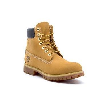 9adfc4274 Bota Timberland Yellow Boot 6 Premium Masculina