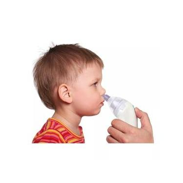 Aspirador Nasal Eletrônico Multikids Baby - BB011