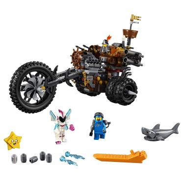 LEGO The Movie - Triciclo Heavy Metal de Barba de Ferro